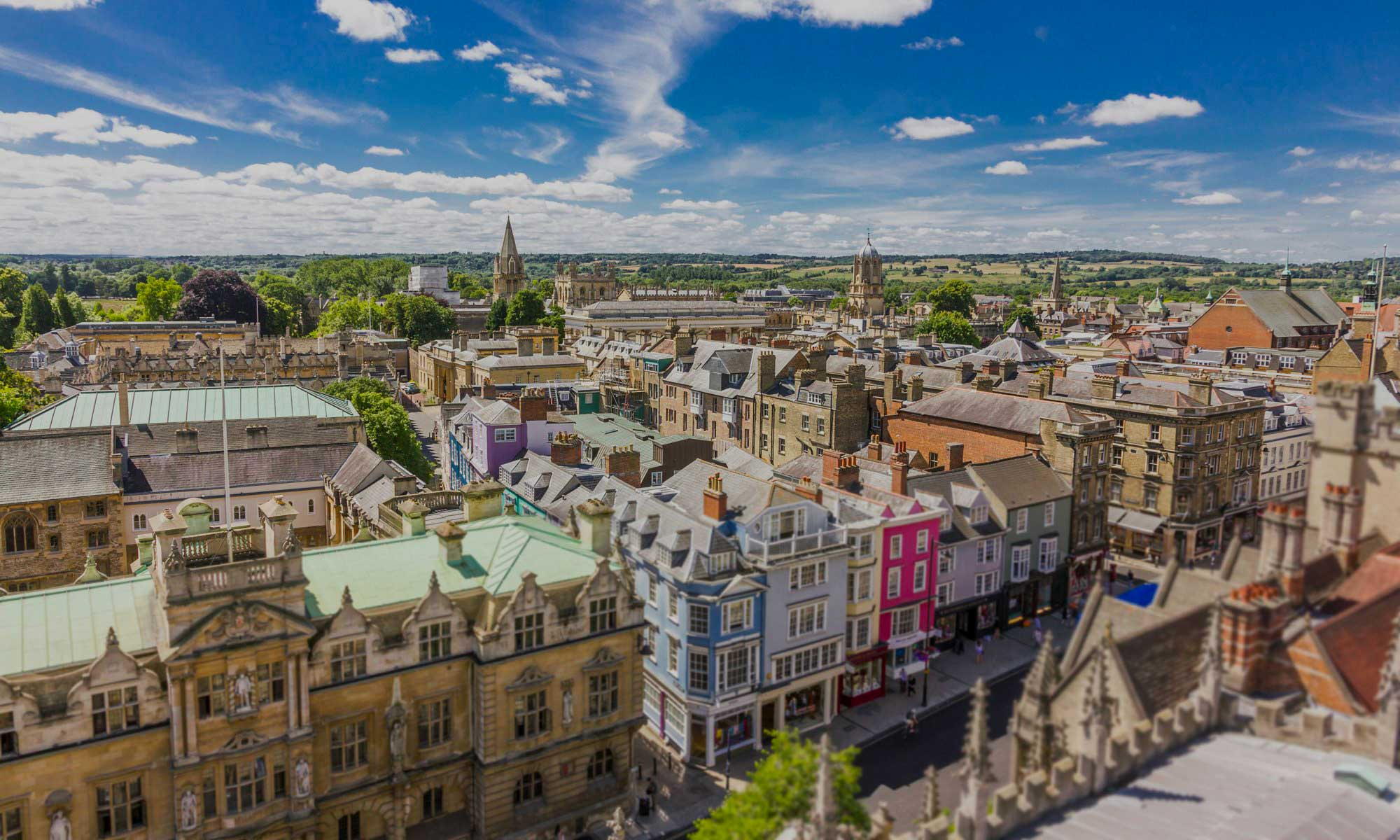 Discover Oxford And Oxfordshire Experience Oxfordshire