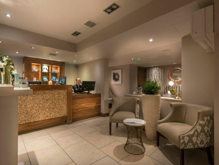 Randolph Hotel Oxford Spa