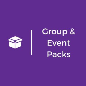 Group & Event Packs