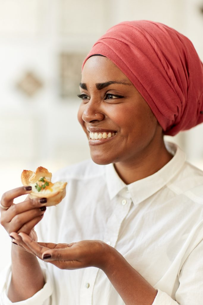 Nadiya S British Food Adventure In Conversation With