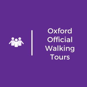 Oxford Official Walking Tours