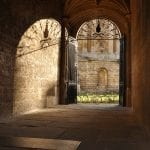 bodleian-library-archway