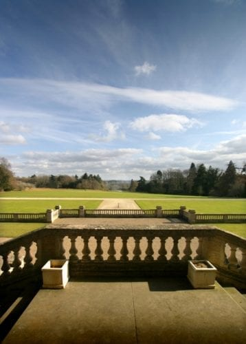Heythrop park patio