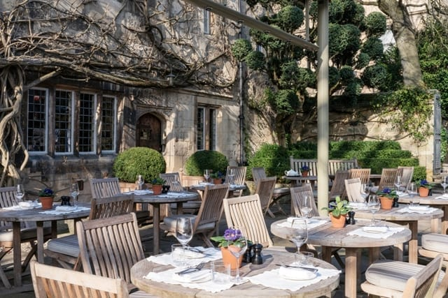 The Parsonage Grill Experience Oxfordshire