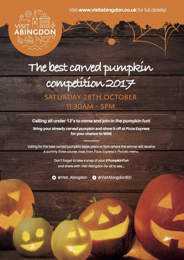 Events For October 28 2017 Experience Oxfordshire