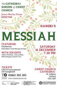 Christ Church handels-messiah