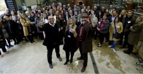 Experience Oxfordshire Networking Event at TOAD