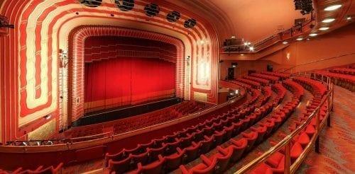 oxford theatre december
