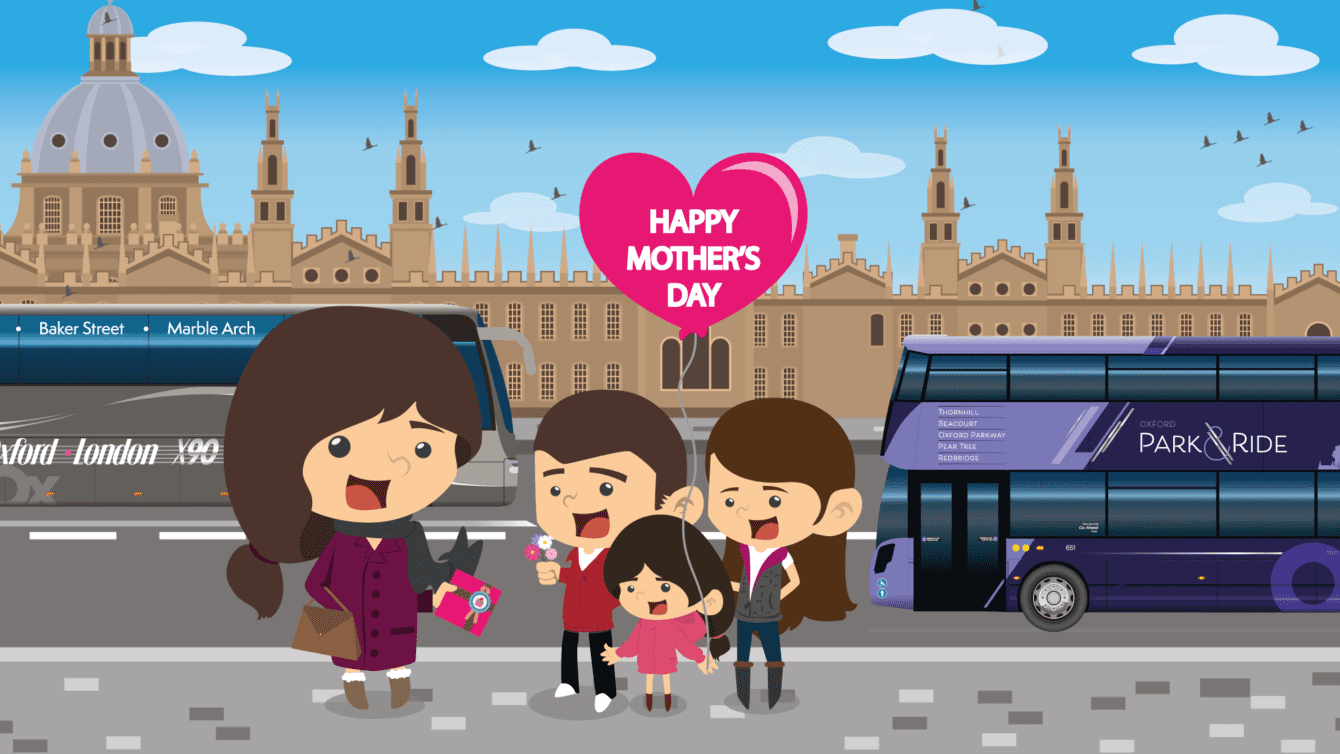 mother's day oxfordshire