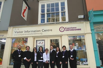Oxford-Visitor-Information-Centre-Team