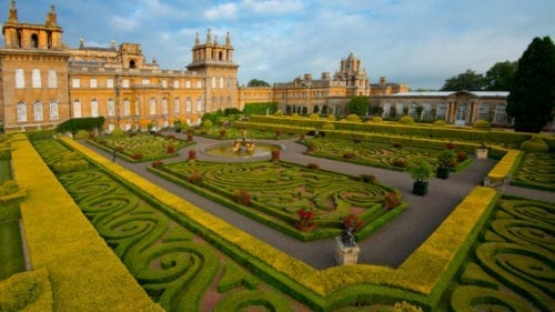 blenheim-palace-garden
