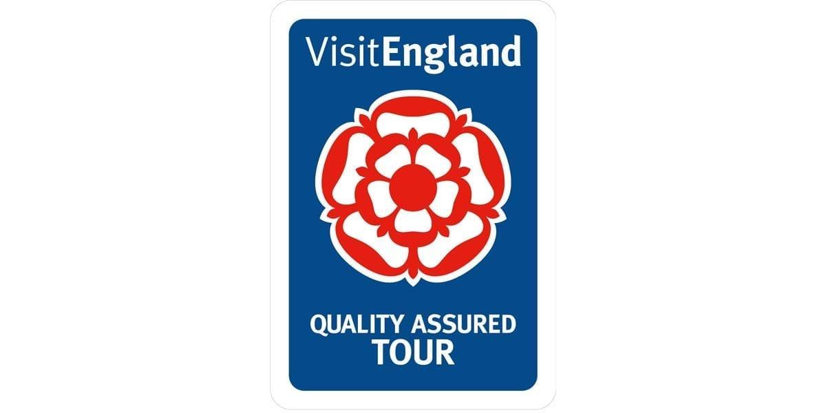 VisitEngland Quality Assured Tour Marque
