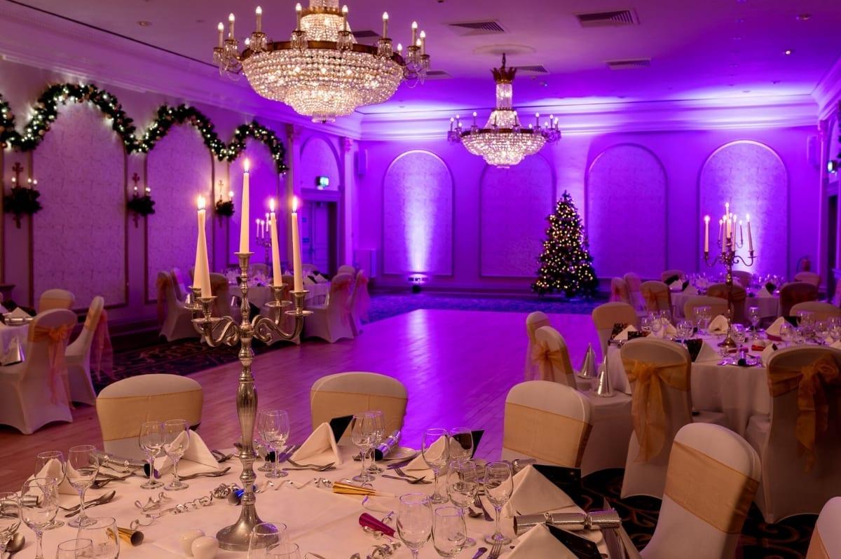 Macdonald Randolph Hotel - Ballroom Revamp