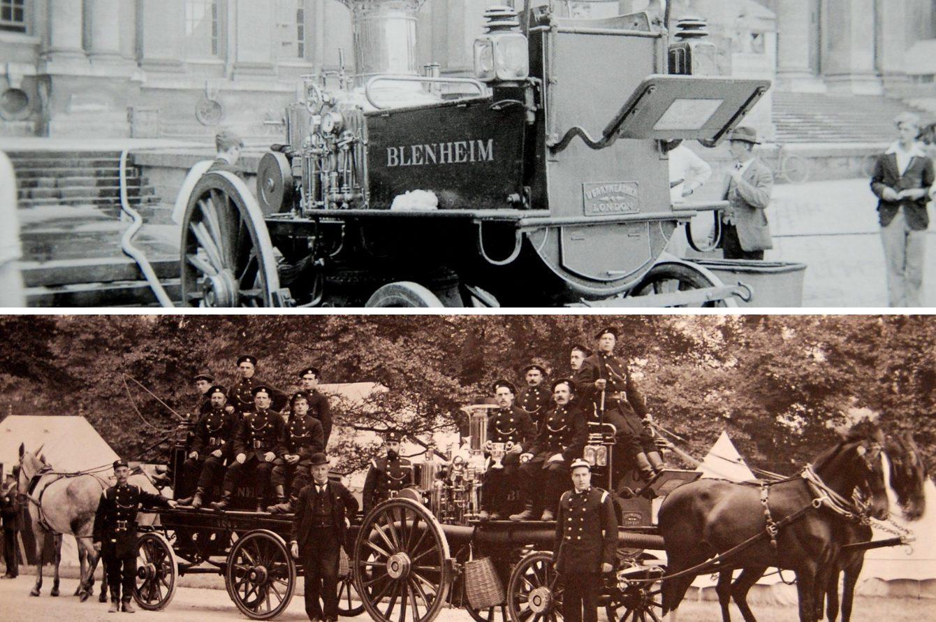 blenheim-fire-engine