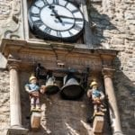carfax-tower-clock