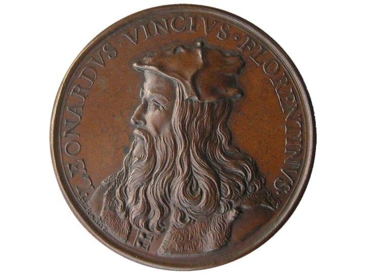 Free Display - Leonardo da Vinci and National Identity WB
