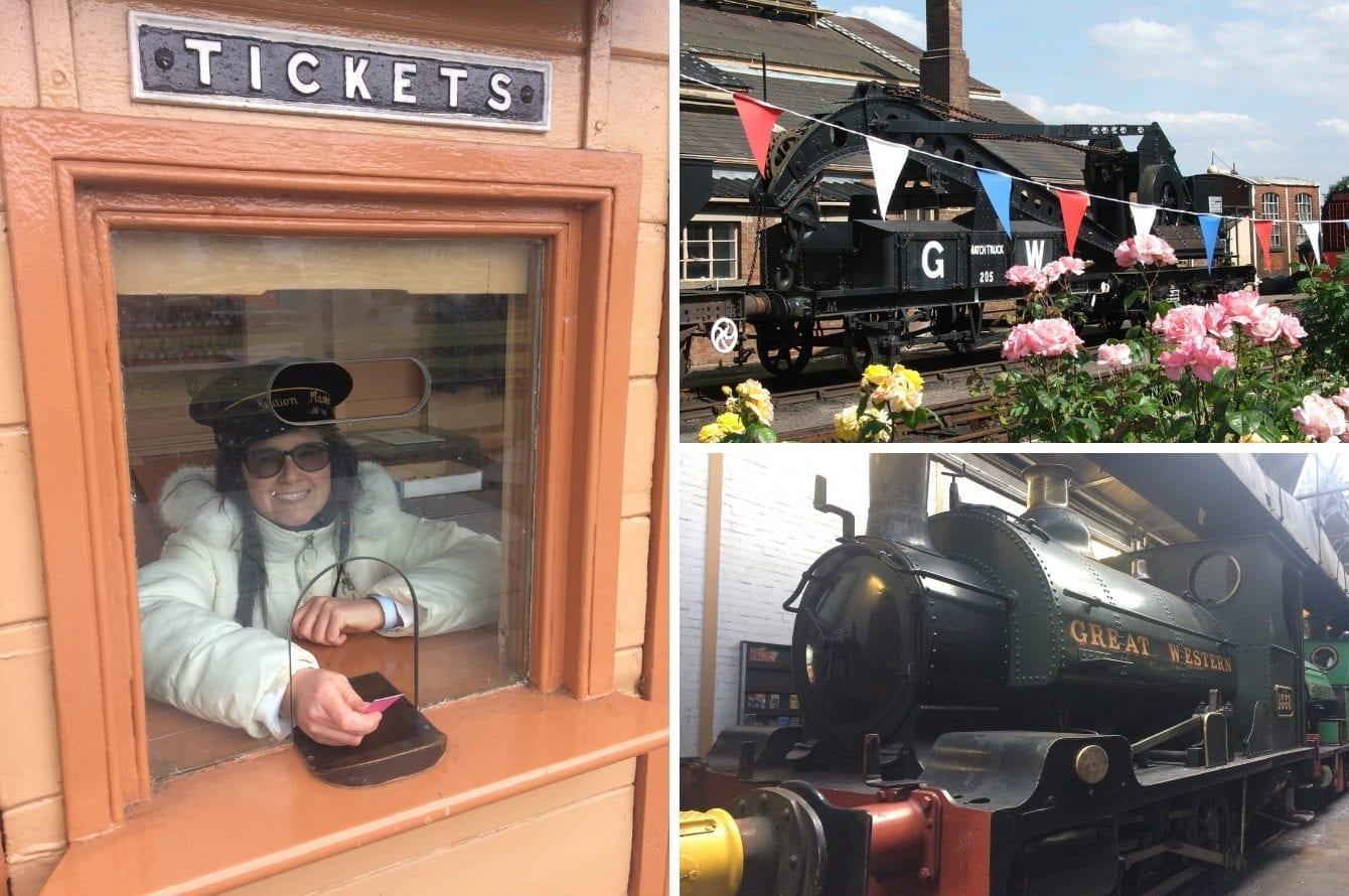 Tried and Tested: Didcot Railway Centre – Experience Oxfordshire