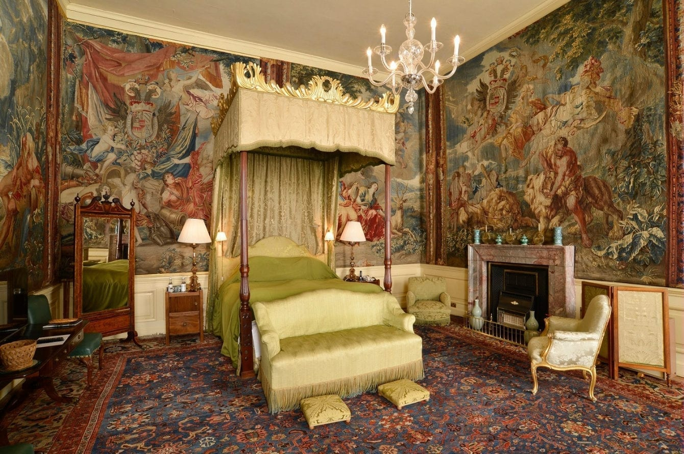 Blenheim Palace Is Inviting Visitors To Take A Privileged K Inside The Private Apartments Which Have Been Lived In By Dukes And Sses Of