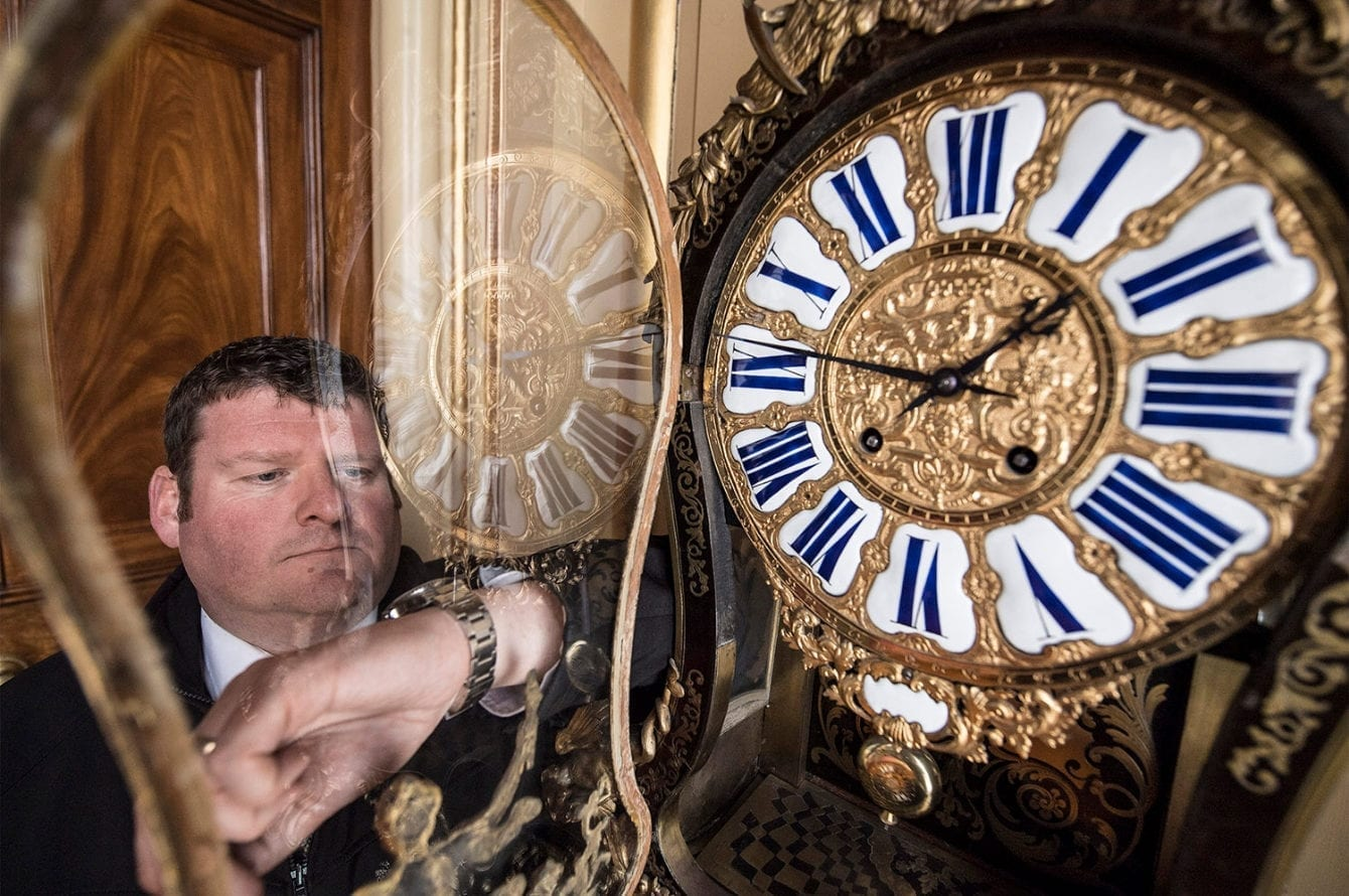 blenheim-palace-clock