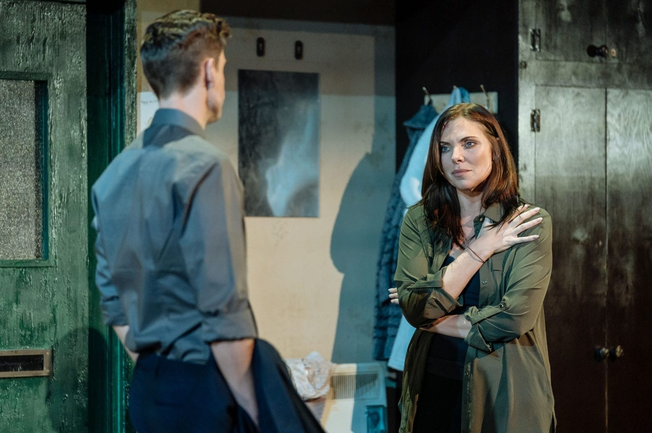 The Girl on the Train at Oxford Playhouse – Experience