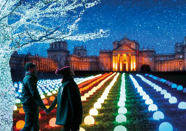 Christmas At Thepalace 2021 Christmas At Blenheim Palace Experience Oxfordshire