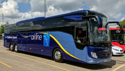 The Airline bus