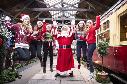 Christmas at Didcot Railway centre