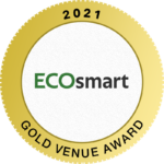 eco smart gold venue award 2021