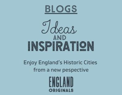 England Originals ideas and inspiration