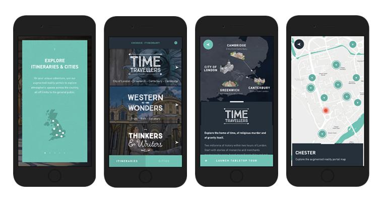 England originals mobile app