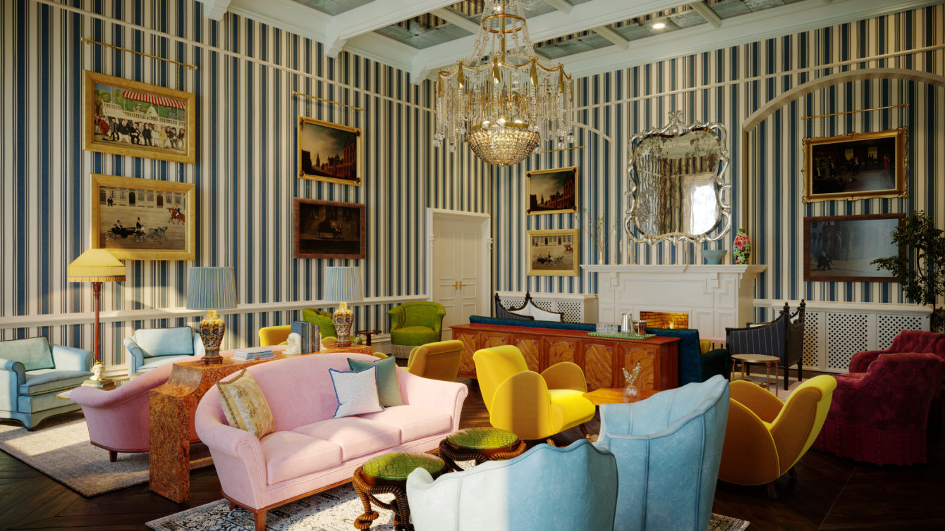 the drawing room randolph hotel by graduates oxford